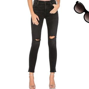 COH Rocket High Rise Skinny Distressed Jeans